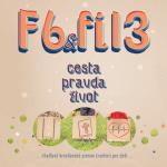F6 & fil3 - 2016 - Cesta - Pravda - Život CD