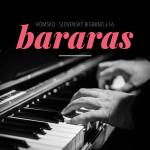 Rómsko-slovenský bigband & F6 - 2017 - Bararas CD