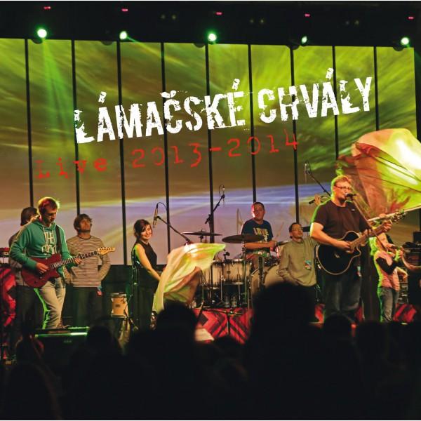 Lámačské chvály - 2014 - Live 2013-2014 CD