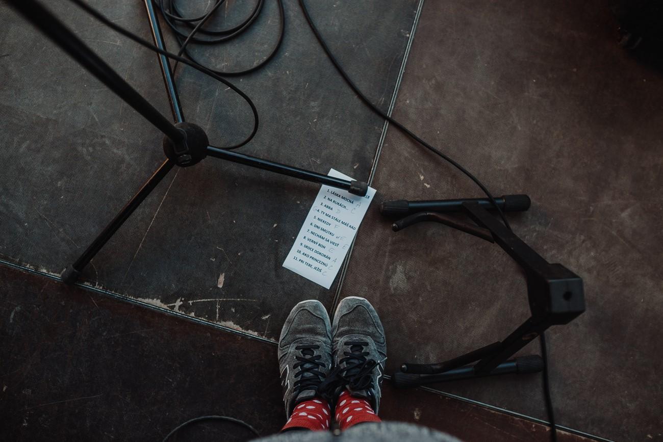 Zoznam piesní