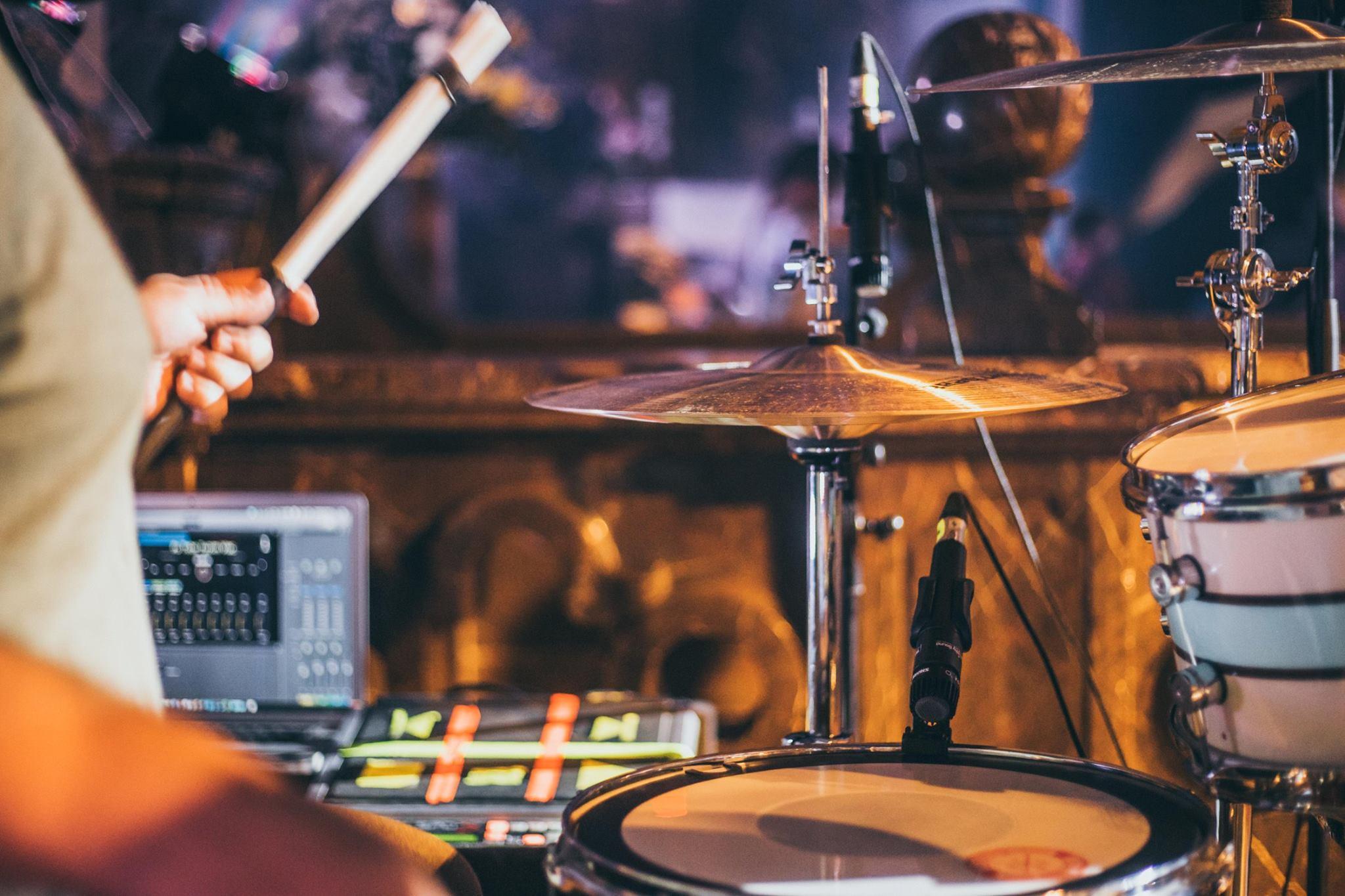 10 tipov pre tiché bubnovanie v kostole (foto: Piar, 2019)